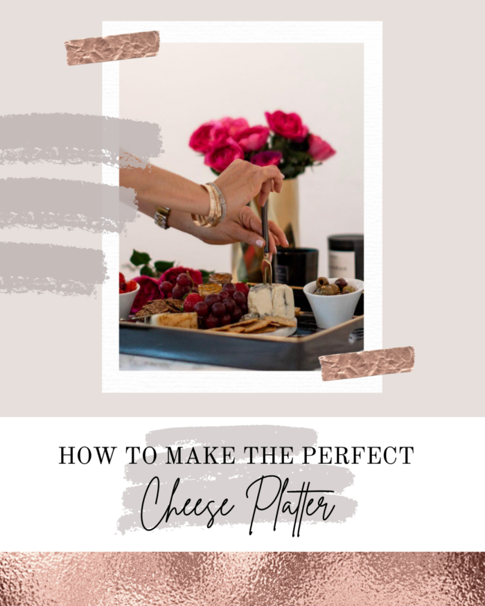 AZARAM | How to Make The Perfect Cheese Platter