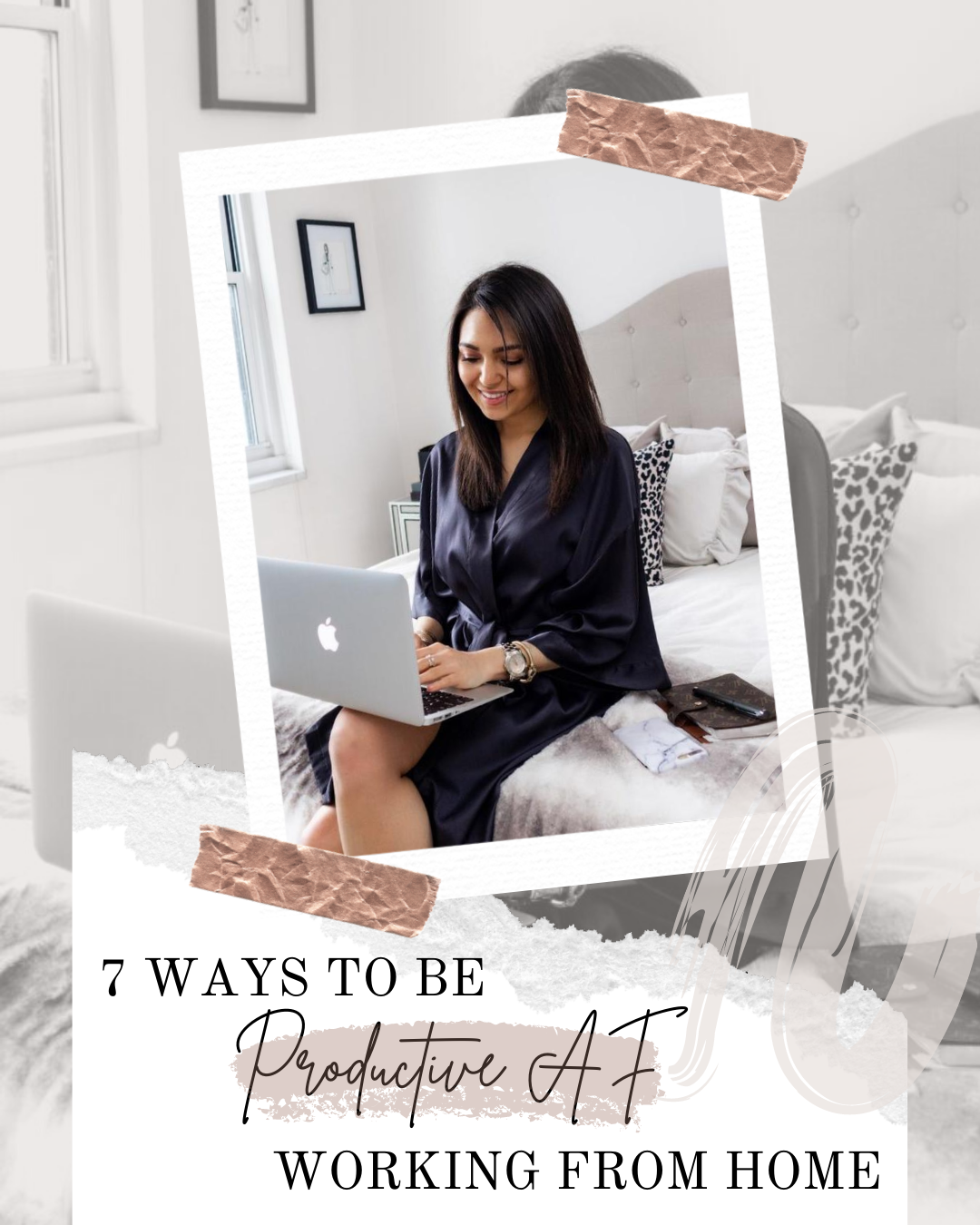 AZARAM | 7 Ways to be Productive AF