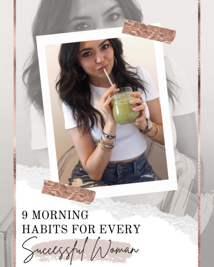 AZARAM | 9 Morning Habits For Every Successful Women