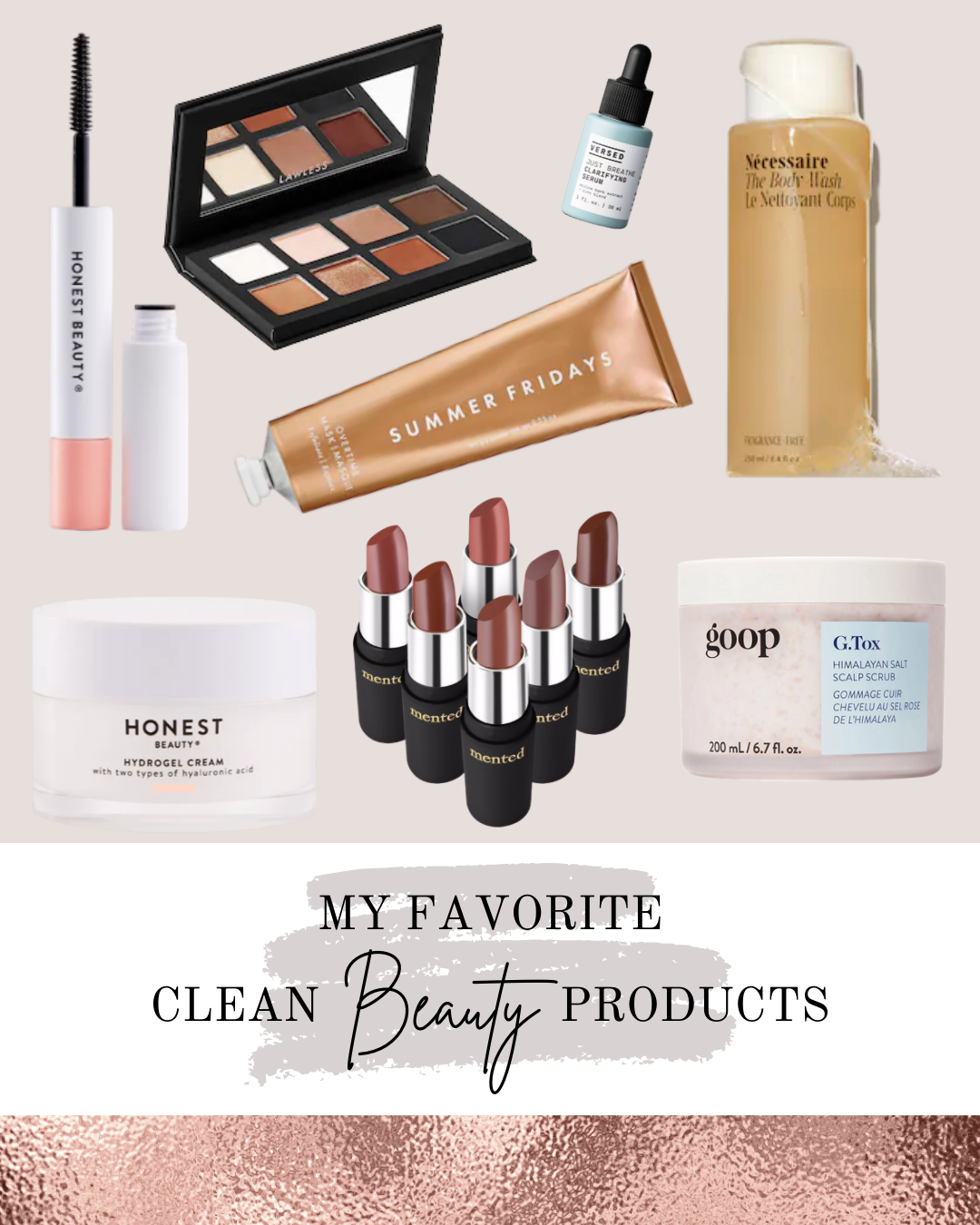 AZARAM | My Favorite Clean Beauty Products