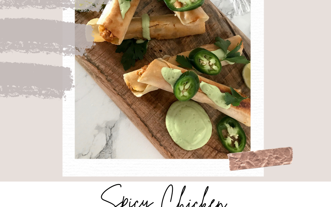 AZARAM: chicken taquitos