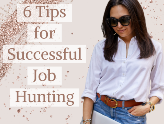 AZARAM: Successful Job Hunting Tips